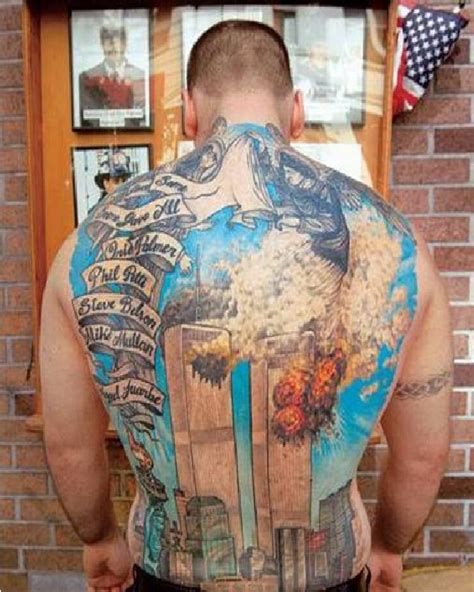 twin towers tattoo towers best memorial tattoos