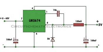 switch mode power supply electronic circuit