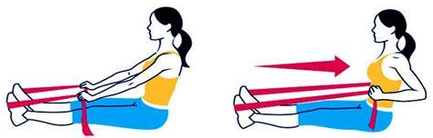 esercizi pilates a casa esercizi pilates in casa con elastico di resistenza