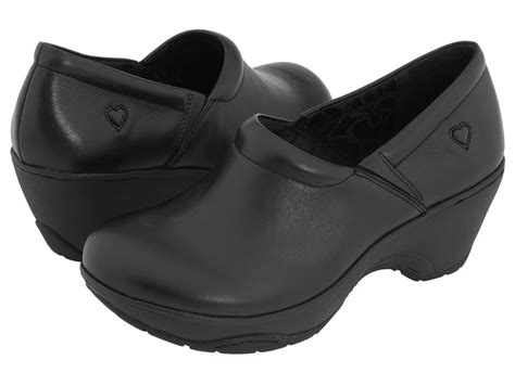 zappos nursing shoes leather sandals for