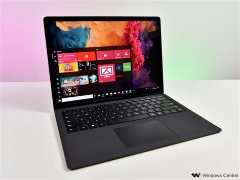 surface laptop 2 surface laptop 2 microsoft surface laptop 2 review small enhancements make a big difference windows central