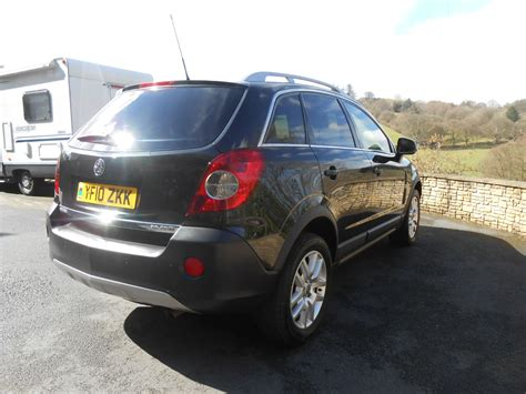 vauxhall antara 2 0 cdti exclusive 4x4 car for sale