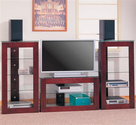 entertainment shelving units wall units contemporary entertainment unit with glass