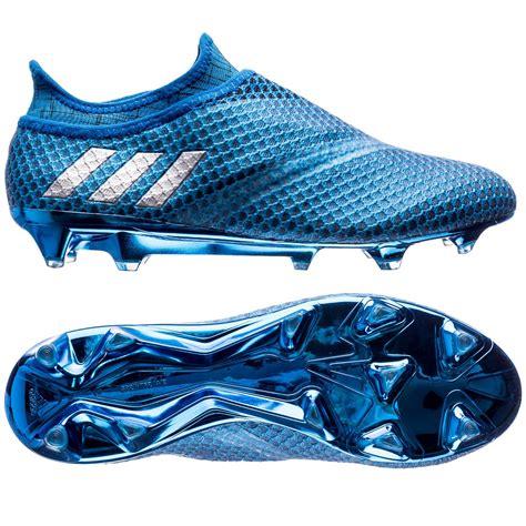 Adidas Messi 16 Pureagility Black adidas messi 16 pureagility fg ag shock blue matte silver black www unisportstore