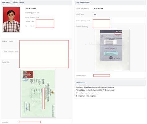 pemilihan format buku digital cara mendaftar internsip dokter secara online arga aditya