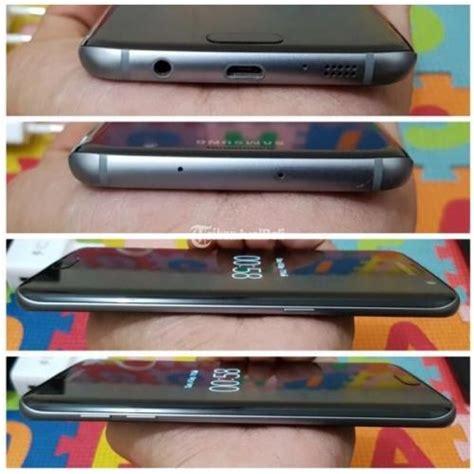Harga Samsung Galaxy S7 Edge Warna Hitam samsung s7 edge 32 gb warna hitam mulus masih