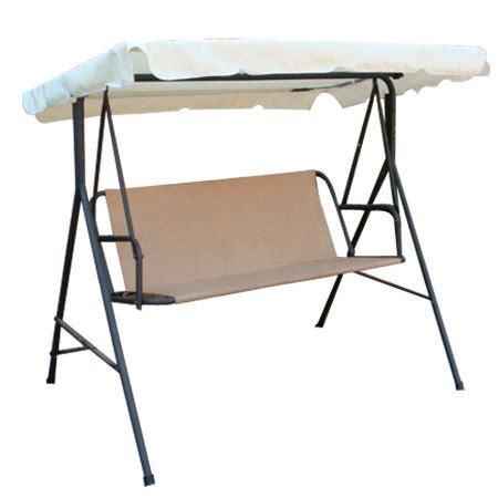 outdoor glider swing replacement seat 77x43 outdoor replacement swing canopy cover top porch