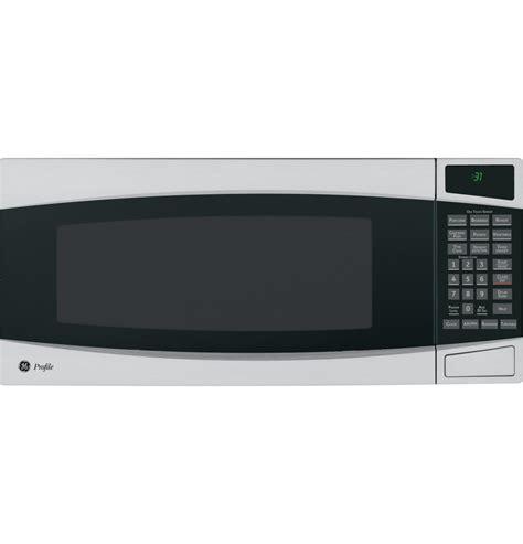 Ge Spacemaker Countertop Microwave ge pem31smss profile spacemaker ii refurbished 1 0 cu ft
