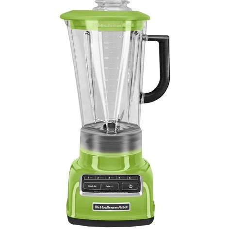 kitchenaid 5 speed blender ksb1575ga the home depot