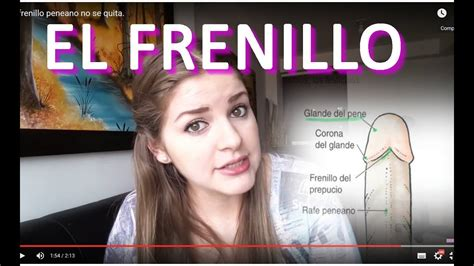 cortar frenillo prepucio el frenillo peneano no se quita youtube