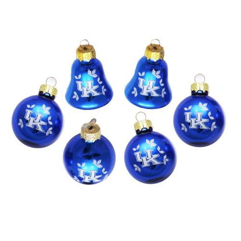 university of kentucky christmas ornaments