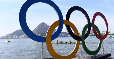 to the olympics 2016 official says was hit by rock despite report