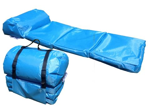 outdoor matratze outdoor matratze easy hellblau lounge matratzen schlafsack