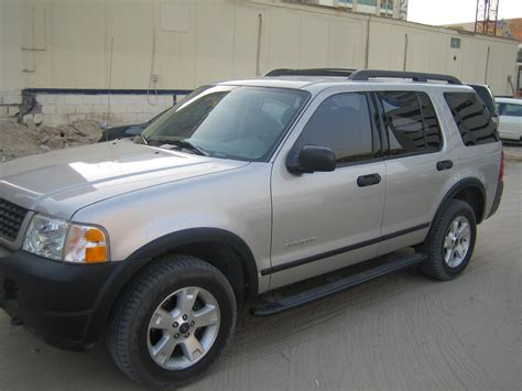 how to learn about cars 2005 ford explorer parental controls 2005 ford explorer information and photos momentcar