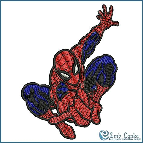 spiderman embroidery pattern spiderman embroidery design emblanka com