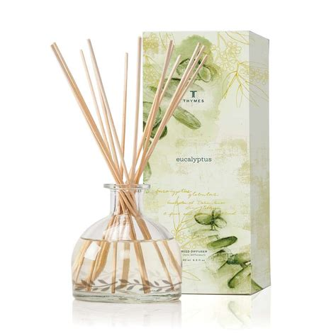 bathroom scent diffuser thymes eucalyptus diffuser
