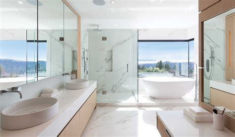 Great Bathroom Designs 8 Design Lessons From 8 Great Bathrooms Western Living Magazine