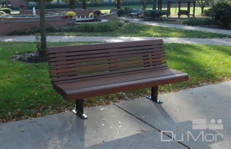 dumor bench bench 51 dumor site furnishings