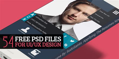 free psd files for ui ux design freebies graphic