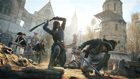 assassins creed unity 1908172673 assassin s creed unity free game offer waives lawsuits gamespot
