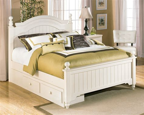 cottage furniture cottage retreat poster storage bed from b213