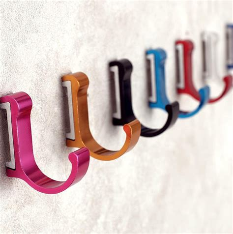colorful wall hooks hook decorative hooks wall hooks metal hooks coat hangers