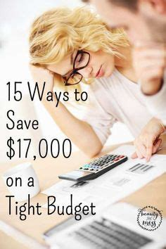 8 Tips For A Tight Budget by 1000 Images About Debt Reduction And Saving Tips On