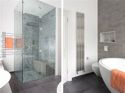 Modern Bathrooms Uk Bathroom Makeover Luxury Spa Style Bathroom Amberth Interior Design And Lifestyle