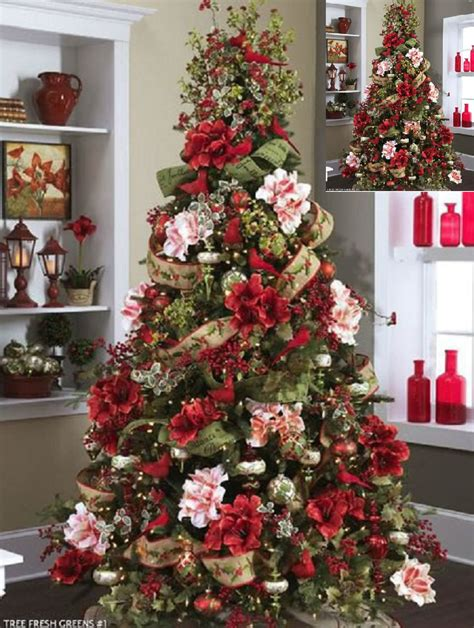 unique christmas tree themes indusladies com