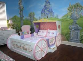 Handmade Princess Bed - how your child can sleep in a 163 30 000 custom made cot