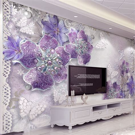 flower wallpaper designs for bedrooms popular bedroom wallpaper designs buy cheap bedroom