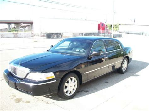 buy used 2007 lincoln town car executive l sedan 4 door 4 6l in west chester pennsylvania find used 2007 lincoln town car executive l sedan 4 door 4 6l in chicago illinois united