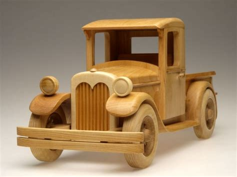 Wooden Skrew Truck wooden truck plans free woodworking projects plans