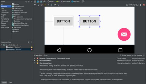 android studio layout full screen android developers blog android studio 3 0 canary 1
