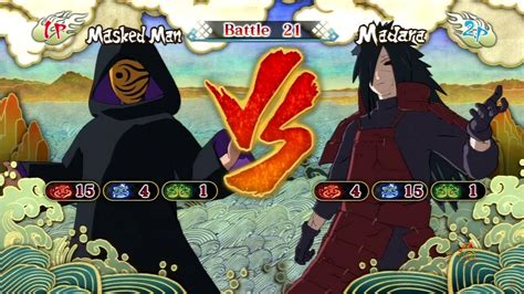 naruto ultimate ninja storm 3 masked man naruto ultimate ninja storm 3 masked man vs madara youtube