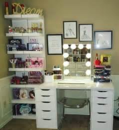 Vanity Setup Ideas 1000 Ideas Sobre Mesa De Tocador De Maquillaje En