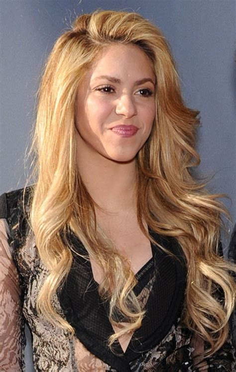 western singers blonde highlight hairstyles what happened to shakira news updates laundryservice