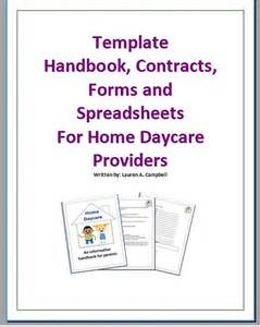 Daycare Contract Template by 25 Best Ideas About Daycare Contract On