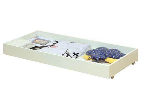 tiroir de rangement pour lit 233 volutif mont 233 sur roulettes