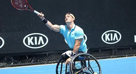 tenis en silla de ruedas tenis en silla de ruedas gustavo fern 225 ndez lleg 243 a la