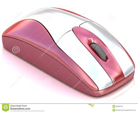 3d wireless 3d wireless computer mouse stock photography image 26580732
