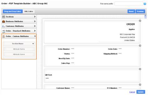 pdf template creator how do i create pdf template in orders app apptivo faq