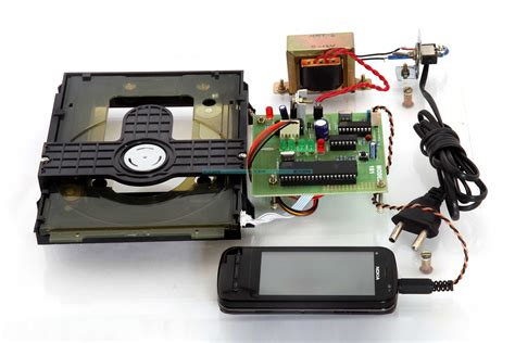 Open Garage With Cell Phone by Dtmf Based Automatic Garage Door Opening And
