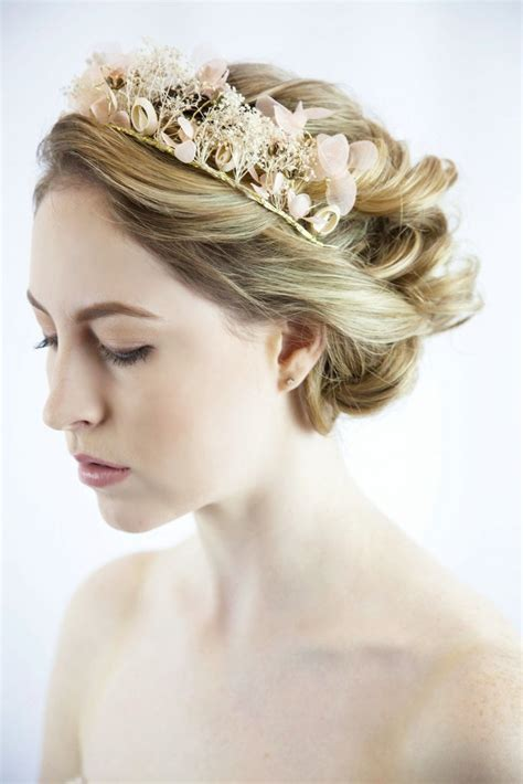 Wedding Hair Wreath Of Flowers by Bridal Hair Wreath Bridal Flower Crown Flower Wreath