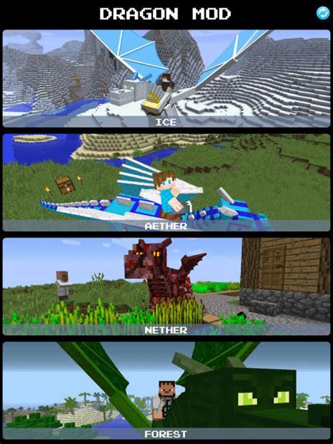 mod dragon city ipad dragons mod for minecraft game pc edition par na ton