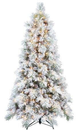 walmart canada four foot xmas trees 7 ft white flocked tree for sale at walmart canada get for less at walmart ca