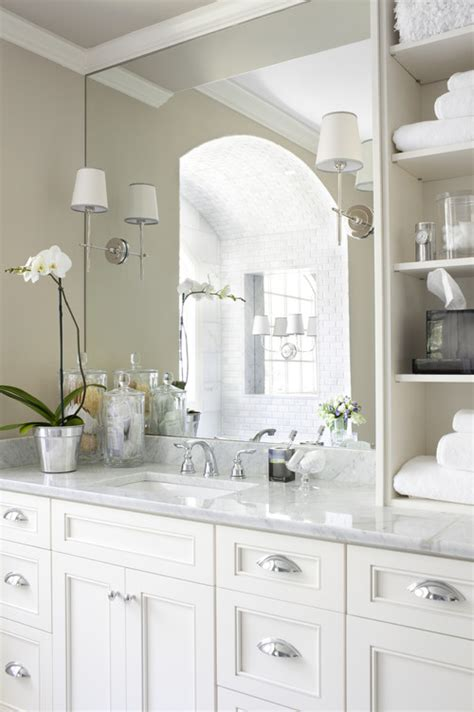 white bathroom design ideas decorating the guest bath tidbits twine