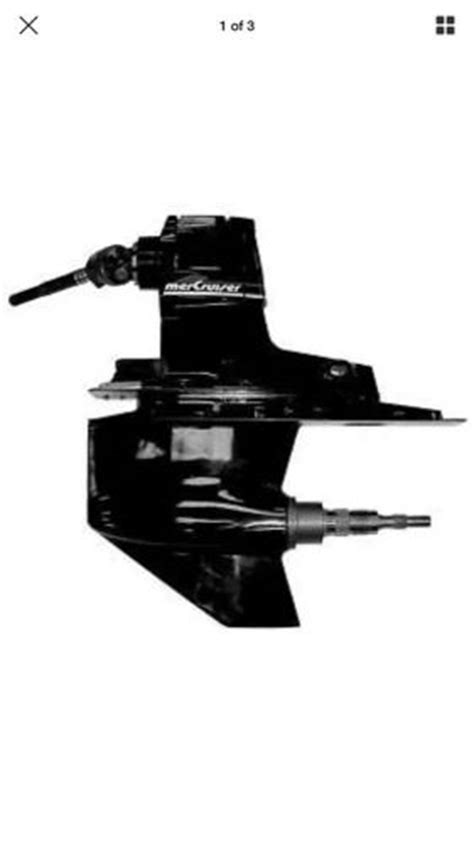 complete sterndrive outdrives  sale find  sell auto parts