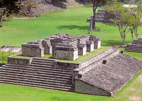 imagenes arquitectura maya las ruinas de copan en honduras arquitectura maya en