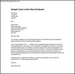 new graduate nursing cover letter pdf template free